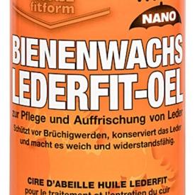 Bijenwas-olie Leerfit