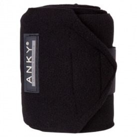 ANKY Bandages fleece set/4