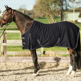 Harry's Horse Zomerdeken polycotton ZWART
