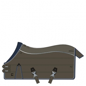 BR Staldeken Passion met Kraag 1200D – 340 g
