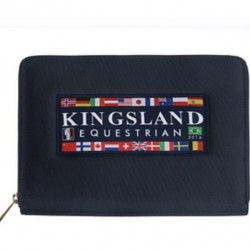Kingsland Murio passport/iPad hoesje/cover