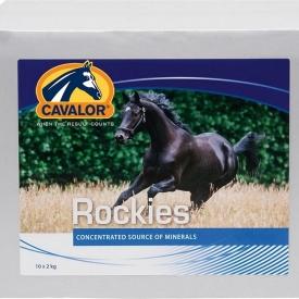 Cavalor Rockie Liksteen 2kg