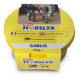 Horslyx Garlic Mini