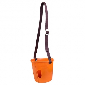 Muilkorf, anti-bijt bucket