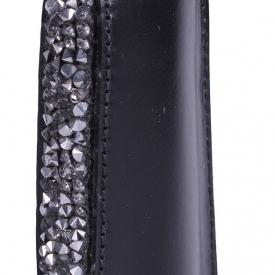 Beugelriemhoesjes Lupine Zwart/grijs