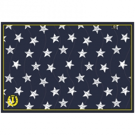 Bandage pad Star Icon Navy Full